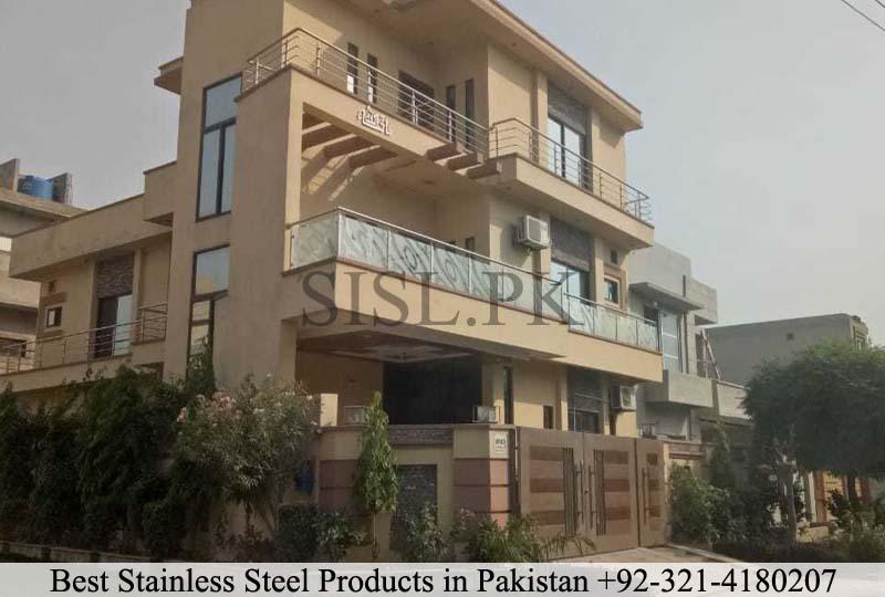 House balcany railing design lahore pakistan
