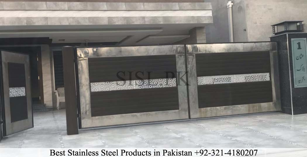 Steel gate design lahore pakistan