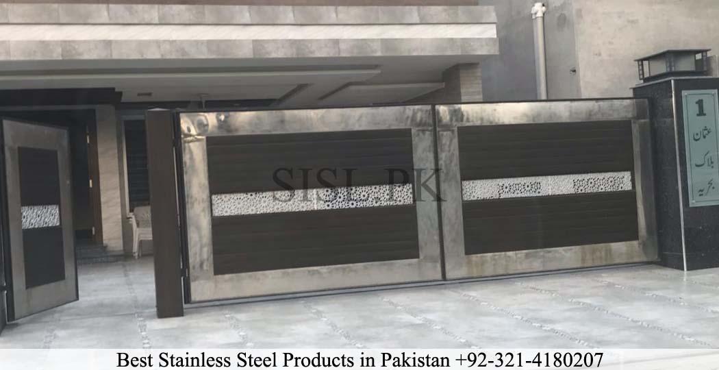 Steel gate design lahore pakistan